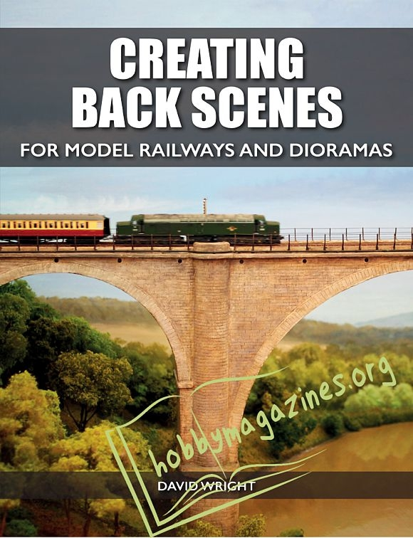 Creating Back Scenes for Model Railways and Dioramas (ePub)