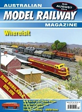 Australian Model Railway Magazine - August 2014