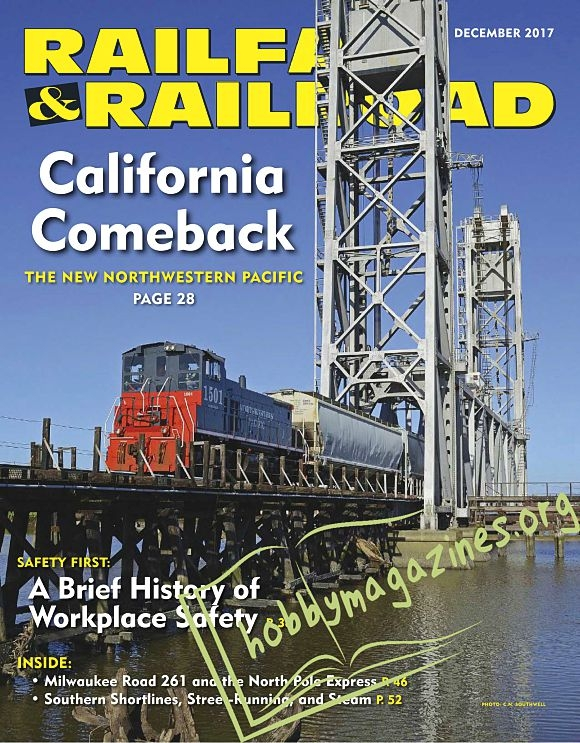 Railfan and Railroad - December 2017