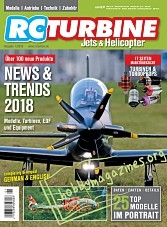 RC Turbine Jets & Helicopter 2018-01