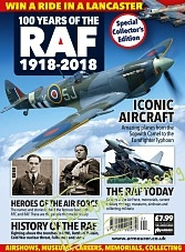 100 Years of the RAF 1918-2018