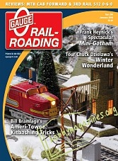 0 Gauge Railroading - January 2018