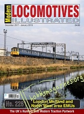 Modern Locomotives Illustrated - December/January 2018