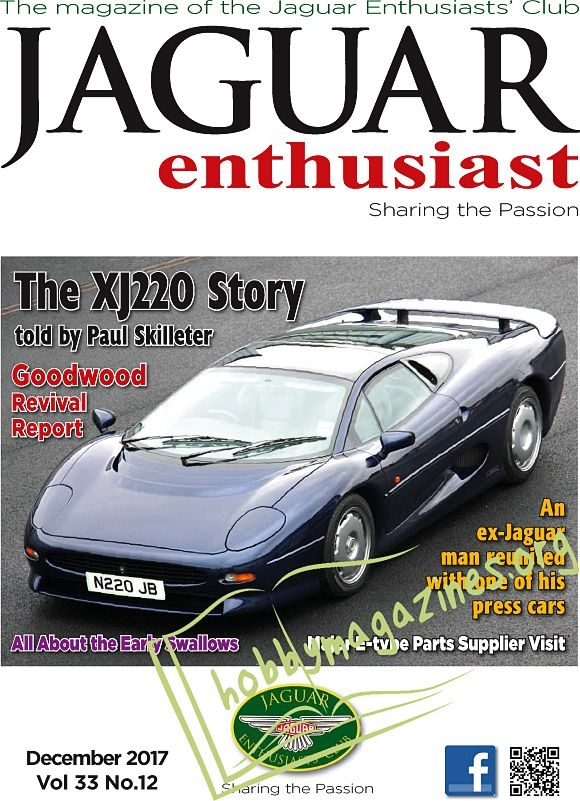 Jaguar Enthusiast -  December 2017