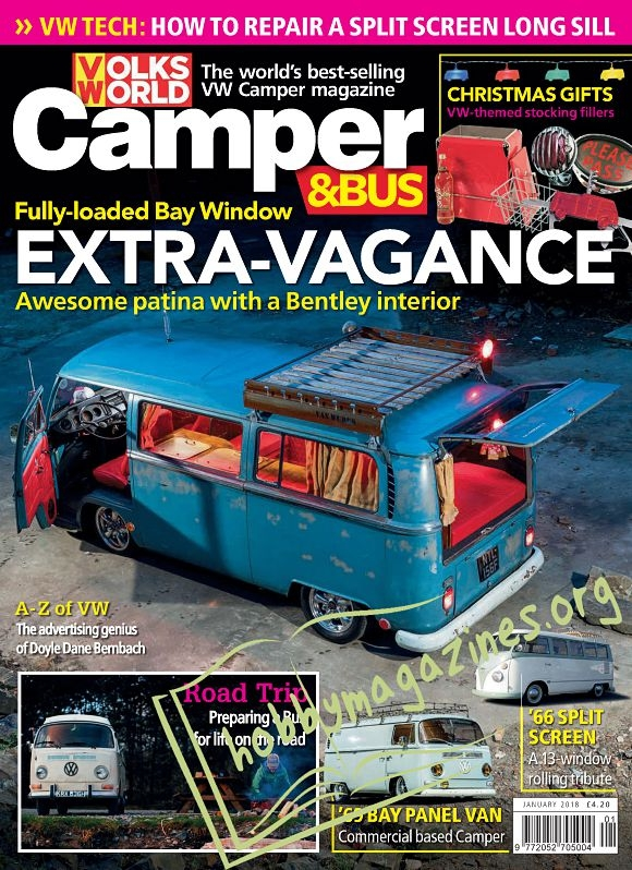 VW Camper & Bus - January 2018
