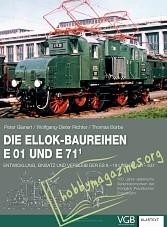 Die Ellok-Baureihen E01 und E71