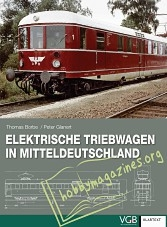 Elektrische Treibwagen in Mitteldeutschland