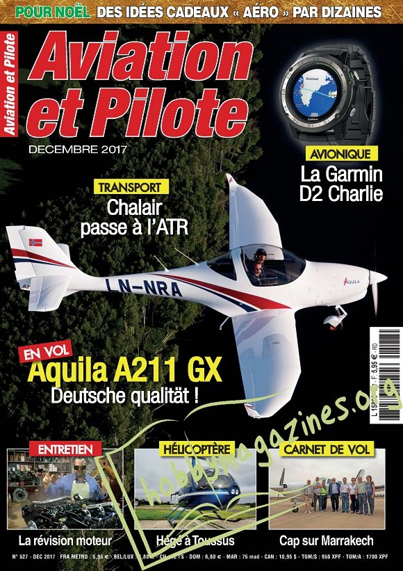 Aviation et Pilote - Décembre 2017