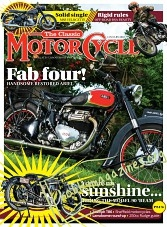 The Classic MotorCycle - January 2018