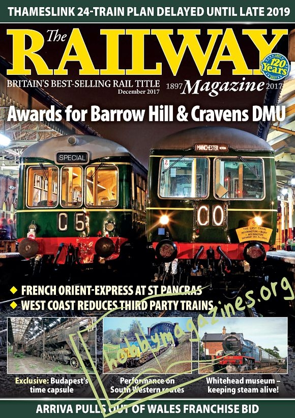 The Railway Magazine - December 2017