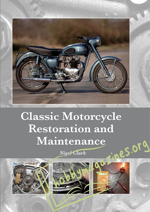 Classic Motorcycle Restoration and Maintenance (ePub)