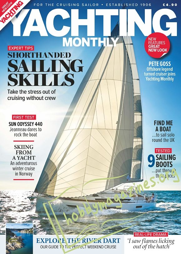 Yachting Monthly - January 2018