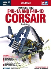Tamiya's 1:32 F4U-1A and F4U-1D Corsair Vol.2