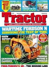 Tractor & Farming Heritage Magazine - January 2018