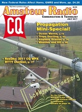 CQ Amateur Radio - July 2017