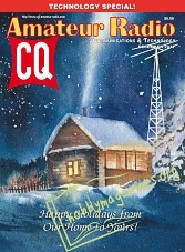CQ Amateur Radio - December 2017