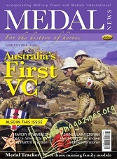 Medal News - June/July 2017