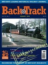 Back Track - January 2018