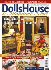 Dolls House and Miniature Scene - January 2018