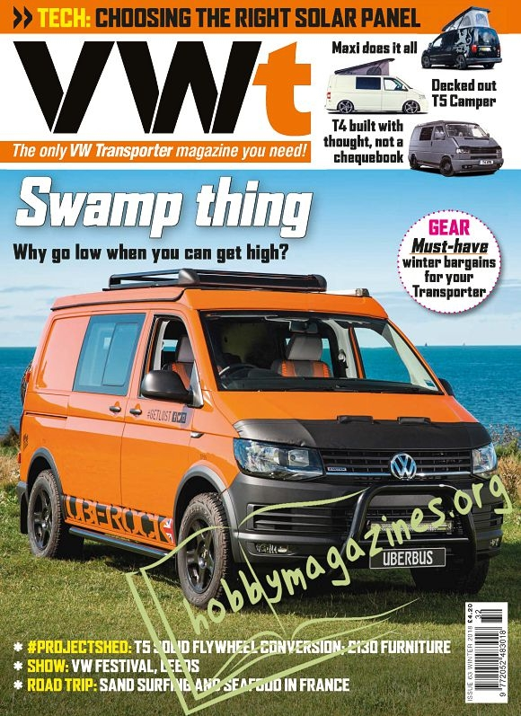 VWt Magazine - Winter 2017