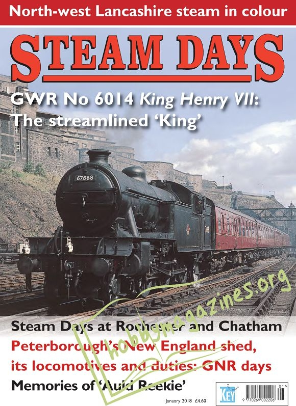 Steam Days - January 2018