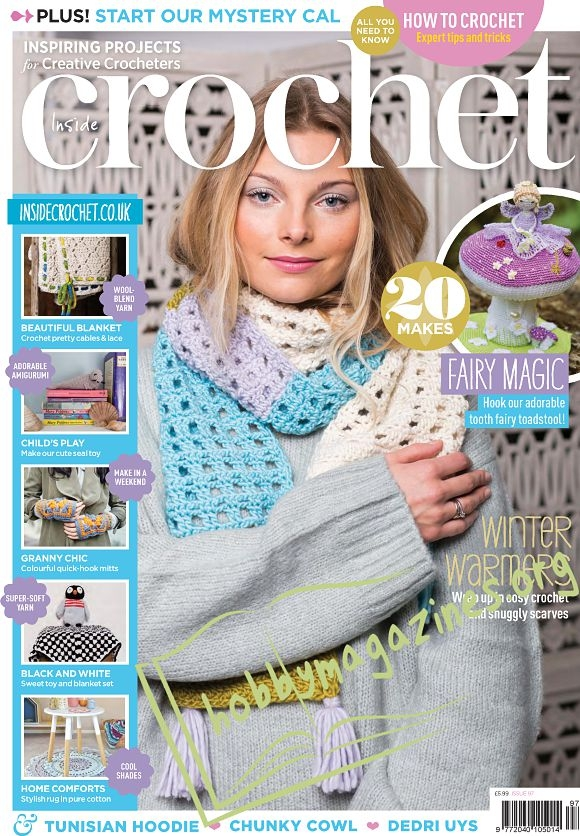 Inside Crochet - January 2018