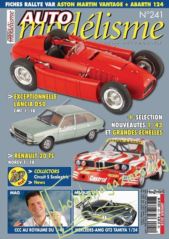Auto Modélisme - Janvier 2018 » Hobby Magazines   Download ...