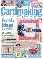 Cardmaking & Papercraft - January 2018