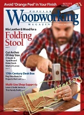 Popular Woodworking 237 - February 2018