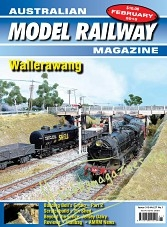 Australian Model Railway Magazine - February 2015