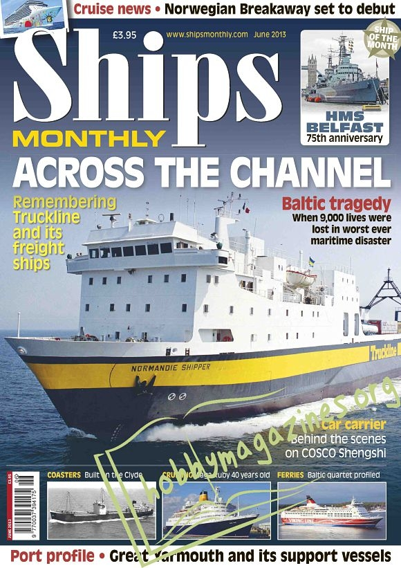 Ships Monthly - June 2013