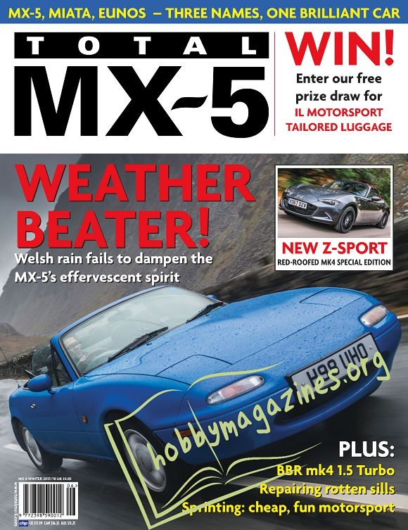 Total MX-5 - January 2018
