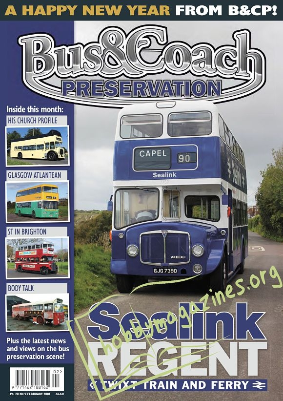 Bus & Coach Preservation - February 2018