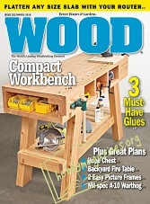 WOOD 252 - March 2018