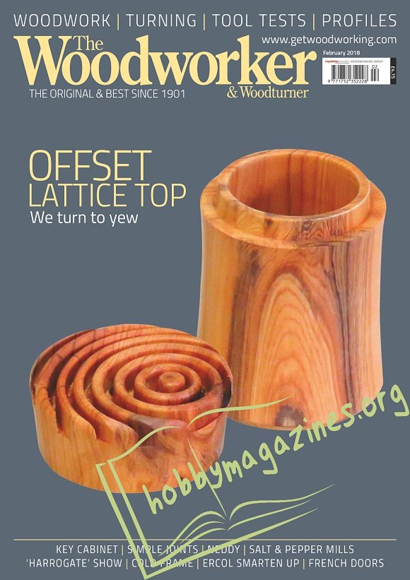 The Woodworker & Woodturner - February 2018