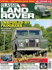 Classic Land Rover - February 2018