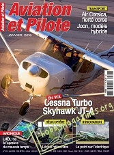 Aviation et Pilote - Janvier 2018