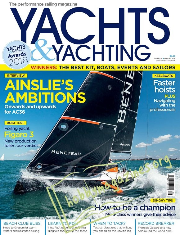 Yachts & Yachting - February 2018