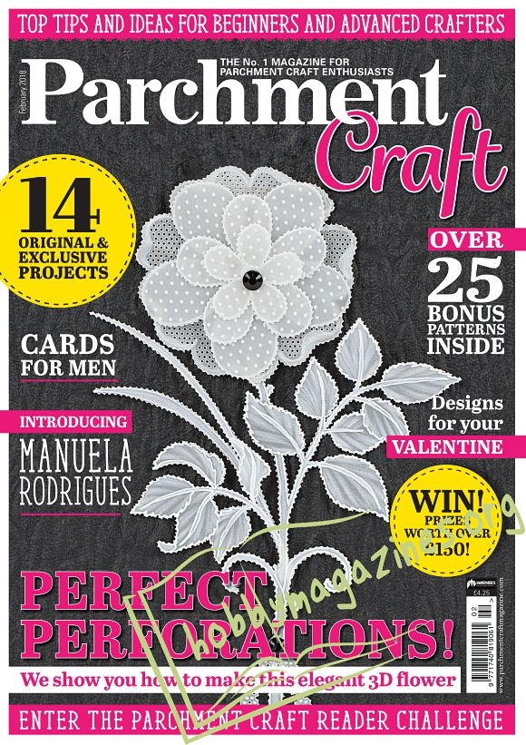 Parchment Craft - February 2018