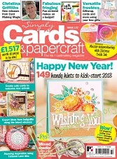 Simply Cards & Papercraft - February 2018