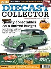 Diecast Collector - November 2011