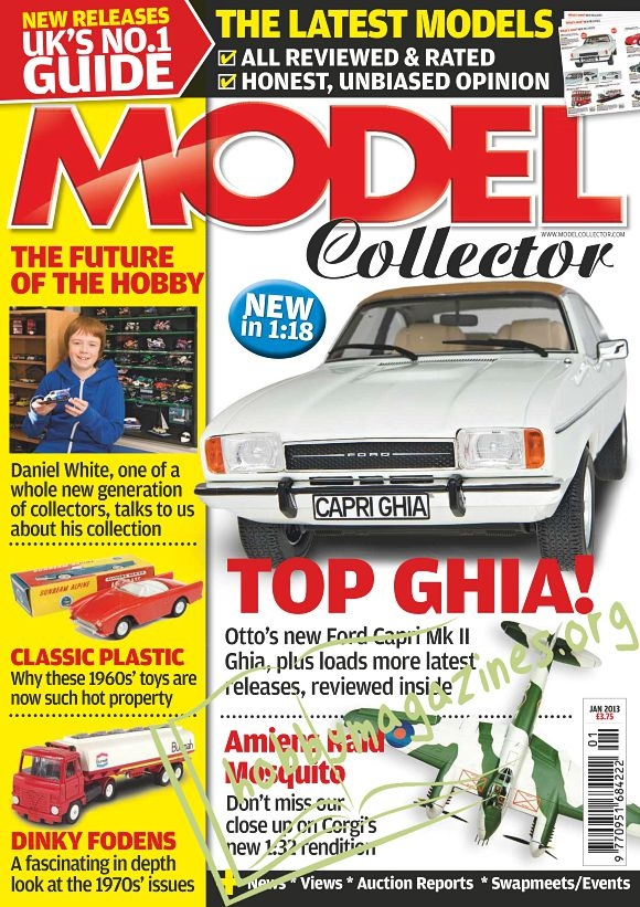 Model Collector - January 2013