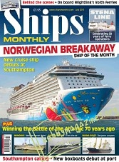 Ships Monthly - July 2013