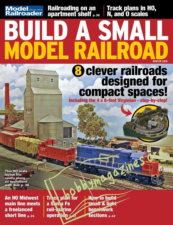 Model Railroader Special - Build a Small Model Railroad