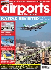 Airports of the World - July/August 2011