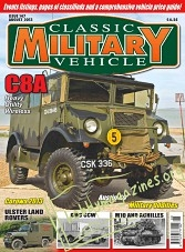 Classic Military Vehicle - August 2013