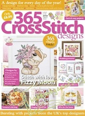 365 Cross Stitch Designs Vol.07 2018