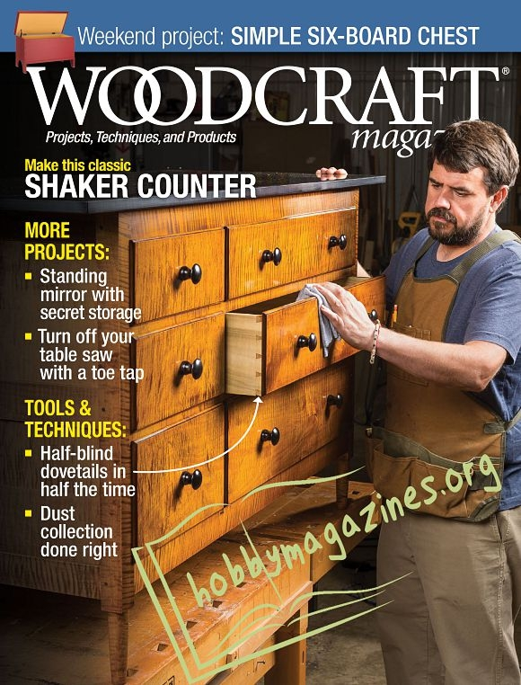 Woodcraft Magazine - February/March 2018