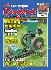 Stationary Engine - March 2018