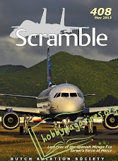 Scramble 408 - May 2013